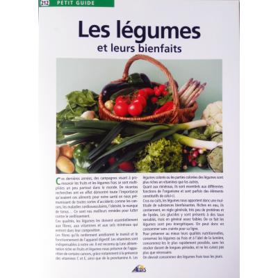 Les légumes et leurs bienfaits